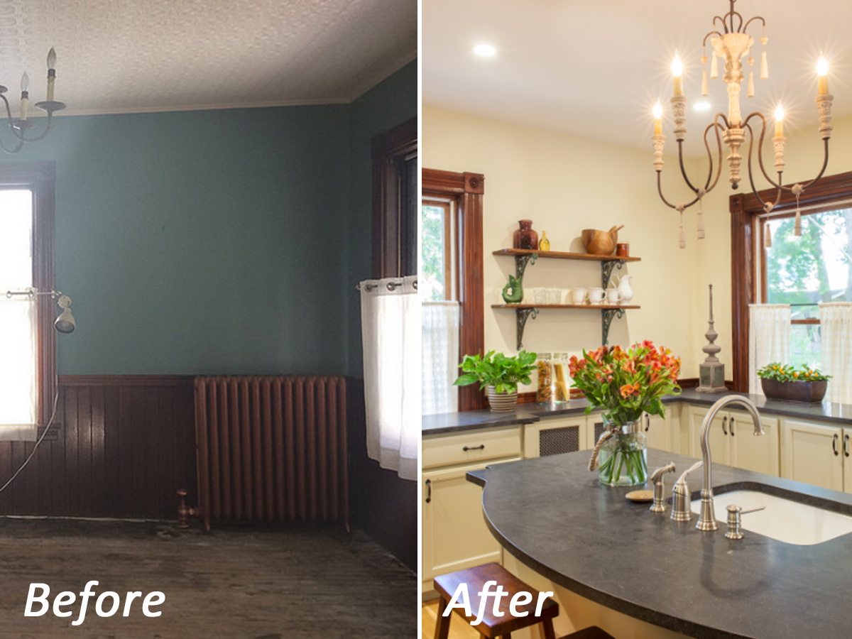 Hgtv House Hunter Renovations Before Amp After Kmid