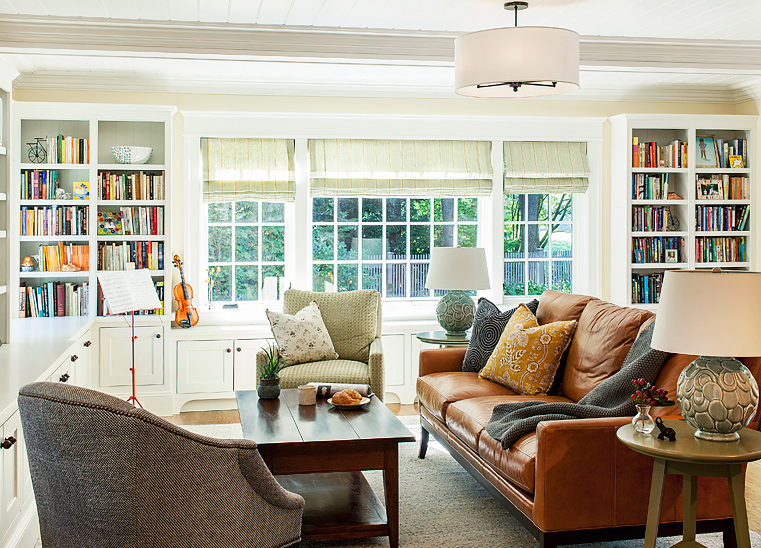 Kmid brookline townhouse kmid for New england style homes interiors